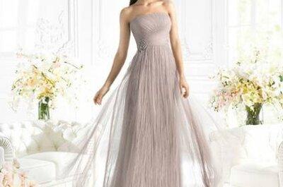 Vestidos de festa La Sposa 2013: elegância e estilo