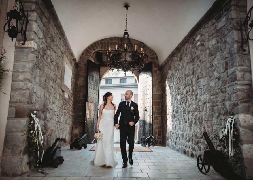 Castello di Faicchio, una tenuta principesca di charme per le vostre nozze da favola!
