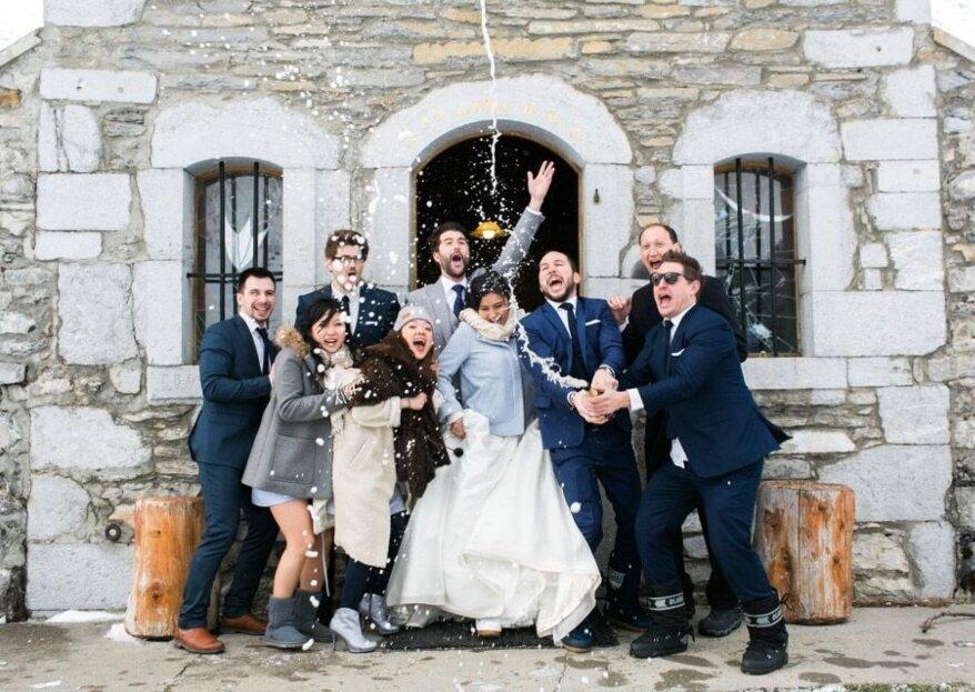 Les Rhodos : un chalet d'exception pour un mariage original à la montagne