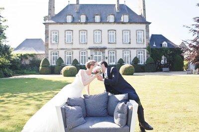 Foodtruck, photobooth, ambiance nature : Les wedding planners Charlotte et Marjory nous parlent tendances de mariage!