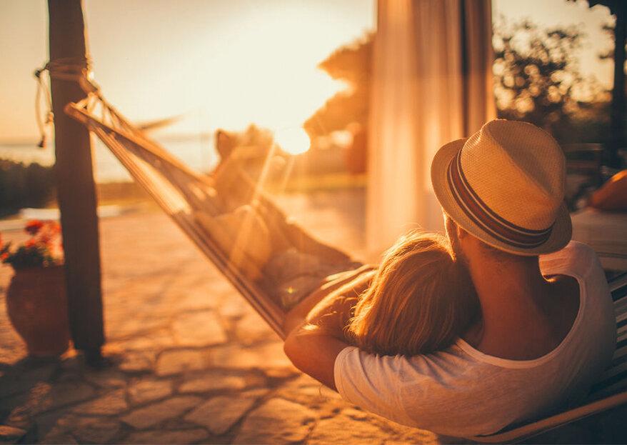 Viajar es como enamorarse: así será vuestra luna de miel perfecta