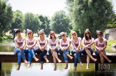 15 mal NEIN beim Junggesellinnenabschied - So kann eine Party für die Braut auch richtig schiefgehen...