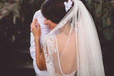 9 cosas que las novias olvidan al posar para sus fotos de boda