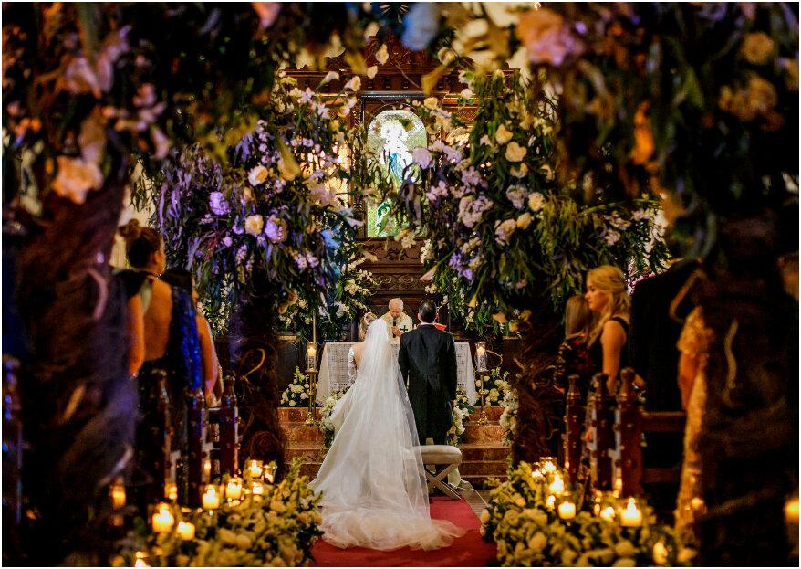 Iglesias para bodas en Barranquilla: las mejores para dar el 'Sí acepto'
