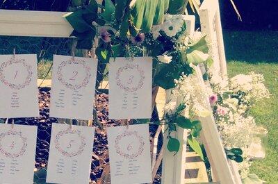 Cómo tener una decoración de lujo y lucir radiante en tu boda: ¡la combinación perfecta!