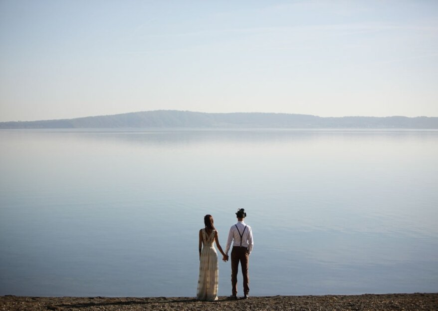 Rivivi il tuo matrimonio grazie agli scatti speciali di WEDnesday