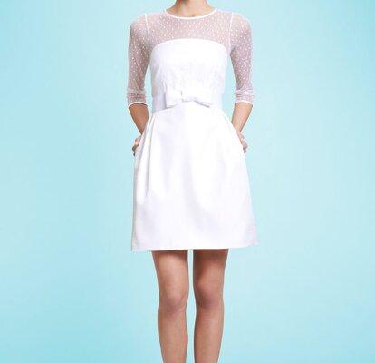 db76e6f5d9 Krótkie sukienki ślubne z kolekcji Kirribilla
