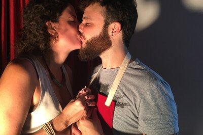 Alianças de casamento feitas pelos próprios noivos: tendência e romantismo!