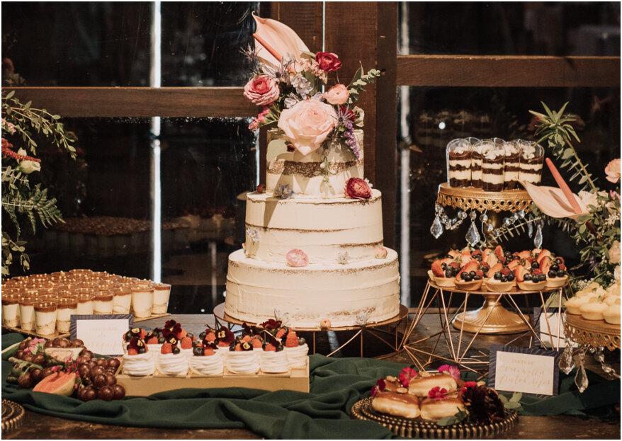 Torta de novios en Santiago: las 10 mejores pastelerías para endulzar tu matrimonio