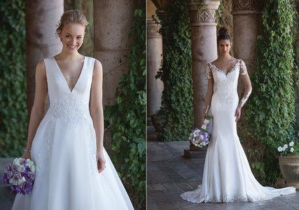 Seja uma noiva Sincerity Bridal neste 2018 e brilhe num modelo de qualidade no seu grande dia