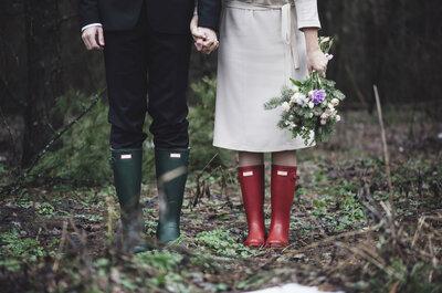 Consejos para un matrimonio en invierno. ¡Ocho claves para disfrutar de esta estación!