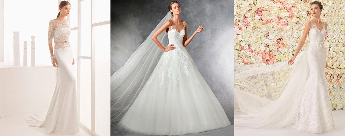 ¿Buscando vestido de novia? Tiendas que tienes que conocer de Málaga.