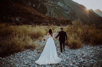 Tradiciones de boda que irán pasando a la historia