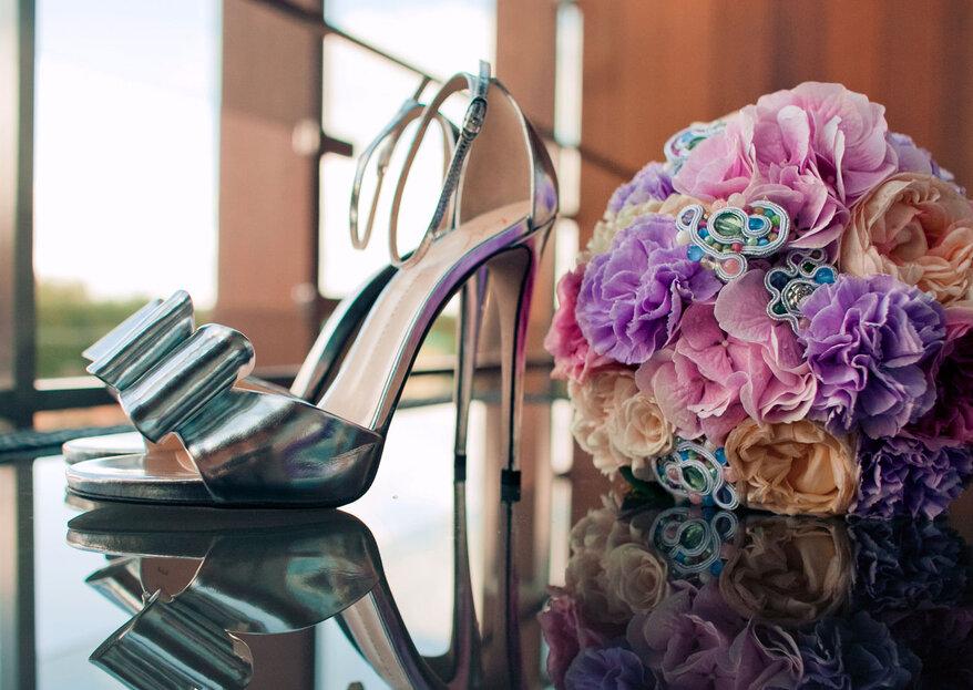Как выбрать свадебные туфли? Комплексный вопрос!