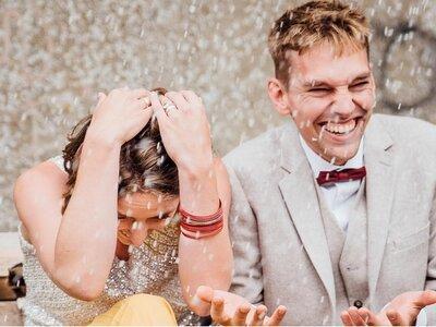 Onze tips en ideeën voor huwelijksfelicitaties voor het bruidspaar!