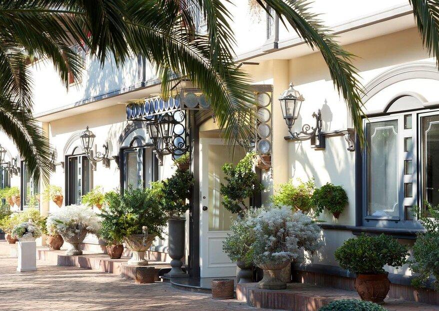 Andris Hotel: protagonisti della vostra storia d'amore in una location sul golfo di Napoli