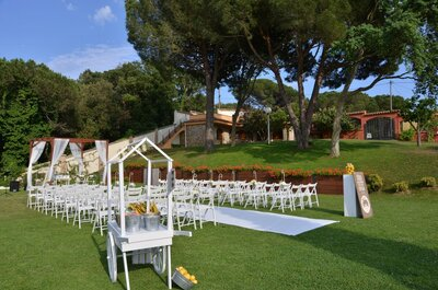 Asiste a la I edición de la Weddings Open Day, en la Hacienda del Hogar Gallego