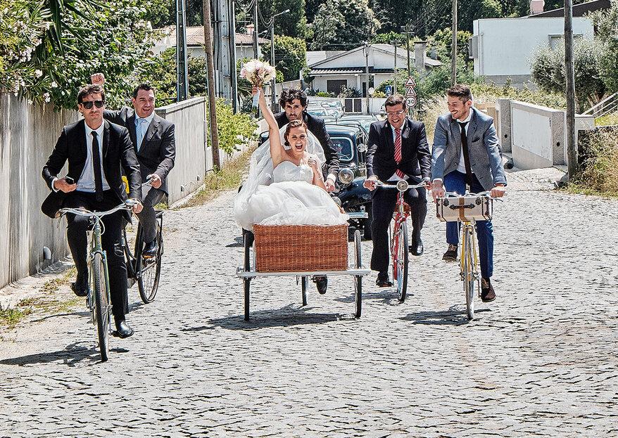 Casar às pressas: e porque não?