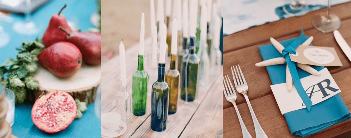 How To Decorate Your Wedding Without Flowers: 5 Ideas That Will Prove It Is Possible