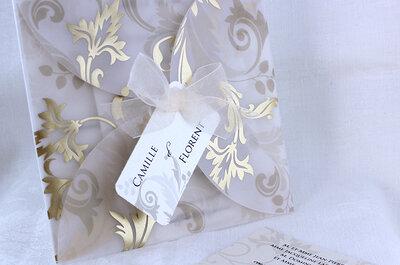Osez l'imprimé Jacquard: l'assurance de l'élégance pour votre mariage!