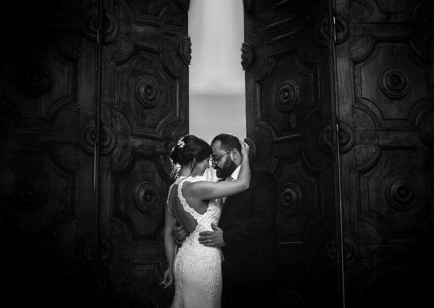 Qual è il tempo dell'amore? Scopriamolo con Minou Wedding e le nozze di Piero e Carmen...