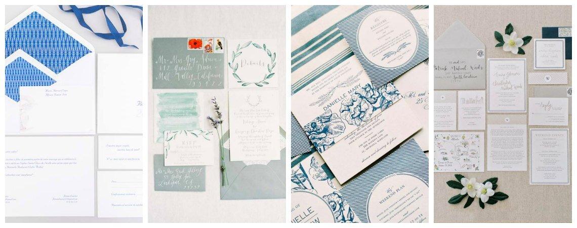 Einladungskarten für die Hochzeit – Profi-Tipps von your perfect day!