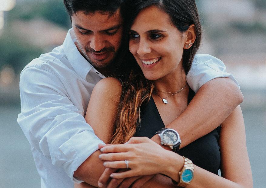 Formas de pedir a mão em casamento com grande estilo