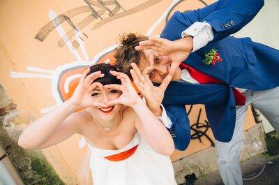 Урбанистическая свадьба Татьяны и Дмитрия