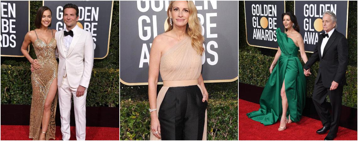 Golden Globes 2019: les meilleurs looks du tapis rouge !