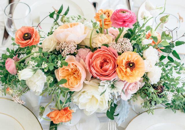 Las flores más exclusivas para boda. ¡Máximo encanto!