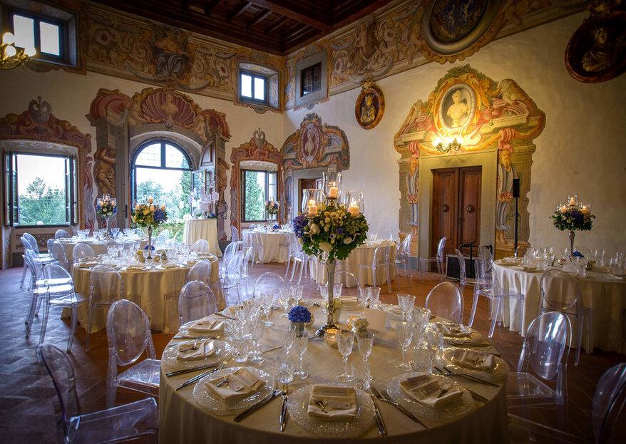 Ode alla location di nozze perfetta, ode a Villa Monsoglio