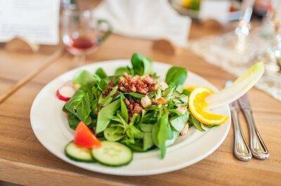 Veganes Catering für die Hochzeit – Ideen für ein köstliches und vielseitiges Menü