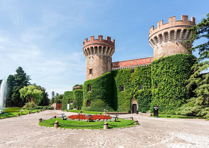 ¿Un castillo? El lugar de ensueño para celebrar tu boda en Girona