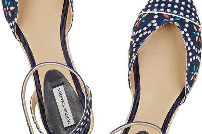 Espadrilles: los zapatos ideales para tu luna de miel este verano