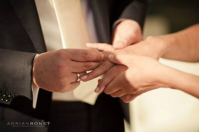 Padrinos de matrimonio, lo que no debes olvidar