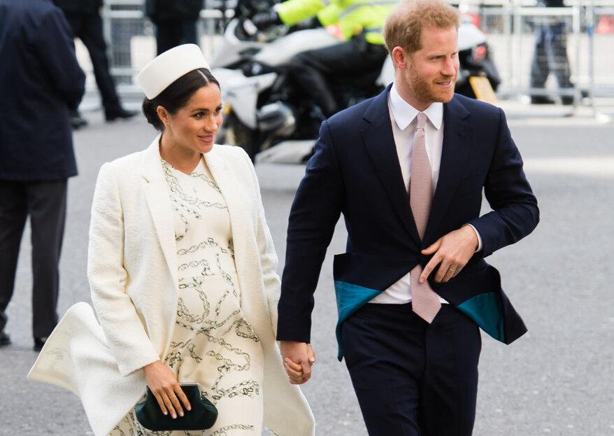 Меган Маркл и принц Гарри стали родителями!
