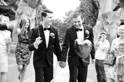 Christopher Street Day 2015: Und wie sieht's mit der Hochzeit schwuler und lesbischer Paare aus?