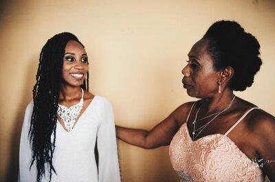 35 cosas que toda mamá debe decirle a su hija antes de casarse