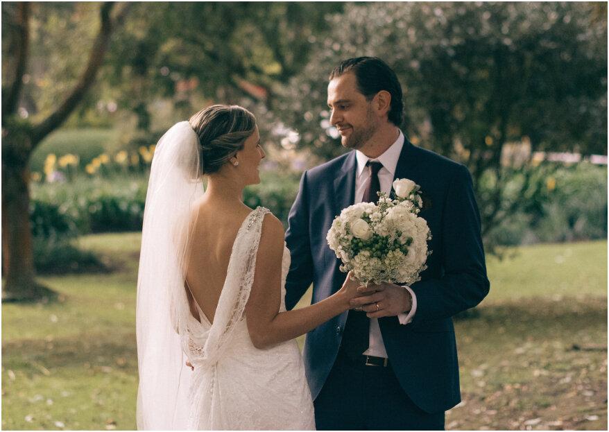 Cómo escoger la fecha de tu boda: 5 tips para decidirte y ¡empezar a planificar!