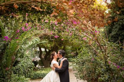 La boda soñada: Raquel, Ángel y su bonita historia
