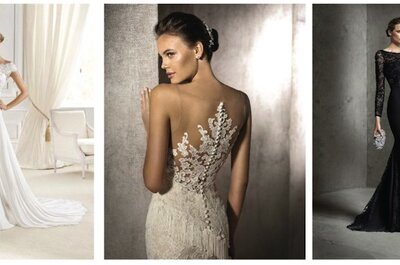 Anche Pronovias alla London Bridal Fashion Week 2015