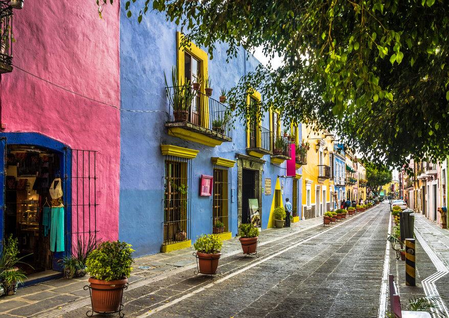 Boda destino en Puebla. Cómo vivirla al máximo