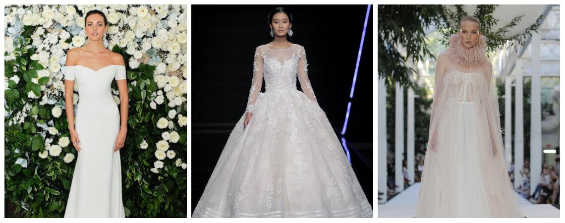 De 100 meest spectaculaire trouwjurken voor 2019!