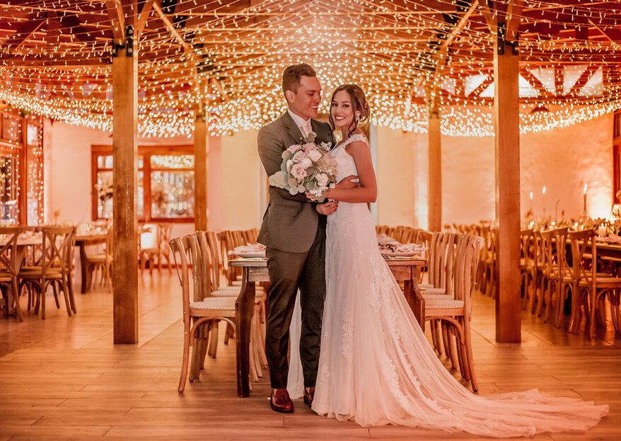 11 espacios para celebrar el matrimonio más elegante