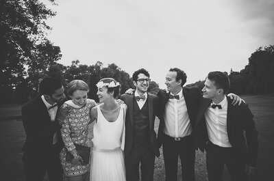 10 choses énervantes que font les invités à un mariage !