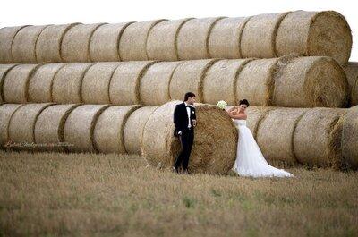 Идеальные декорации: как выбрать место для свадебной фотосессии