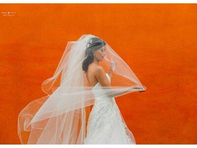 Un anillo y un reloj: La boda de Lili y Roc en San Miguel de Allende