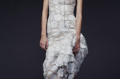 Vera Wang Fall-Winter 2015: os modelos mais românticos!