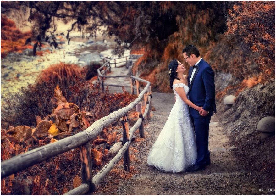 Los 11 mejores fotógrafos para matrimonios en Arequipa. ¡La ciudad blanca es cuna de artistas!