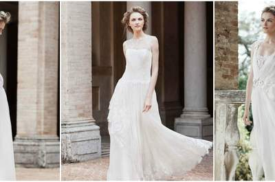Descubre la nueva colección de vestidos de novia Alberta Ferretti 2016: romanticismo en estado puro